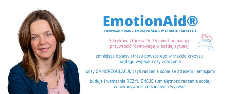EmotionAid Pierwsza Pomoc